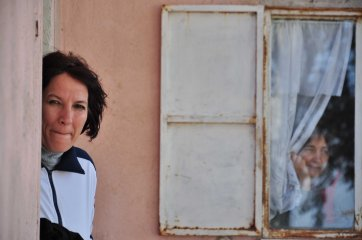 My mother_I leave_Calabria